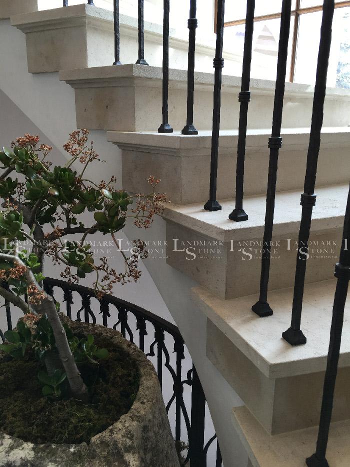 French-Limestone-Step-Treads