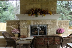Cotton-Limestone-Mantel