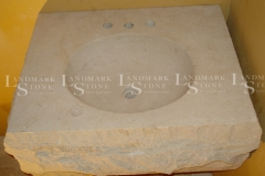 Cotton-Limestone-Block-Sink