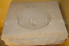 Cotton-Limestone-Block-Sink
