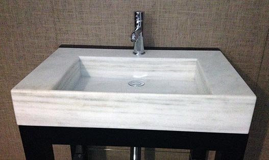 Branco Evora Sink