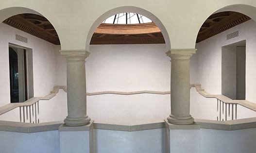 Massangis French Limestone Columns