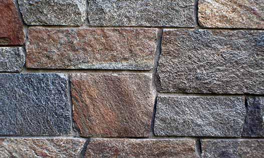 Mountain Granite Then Veneer